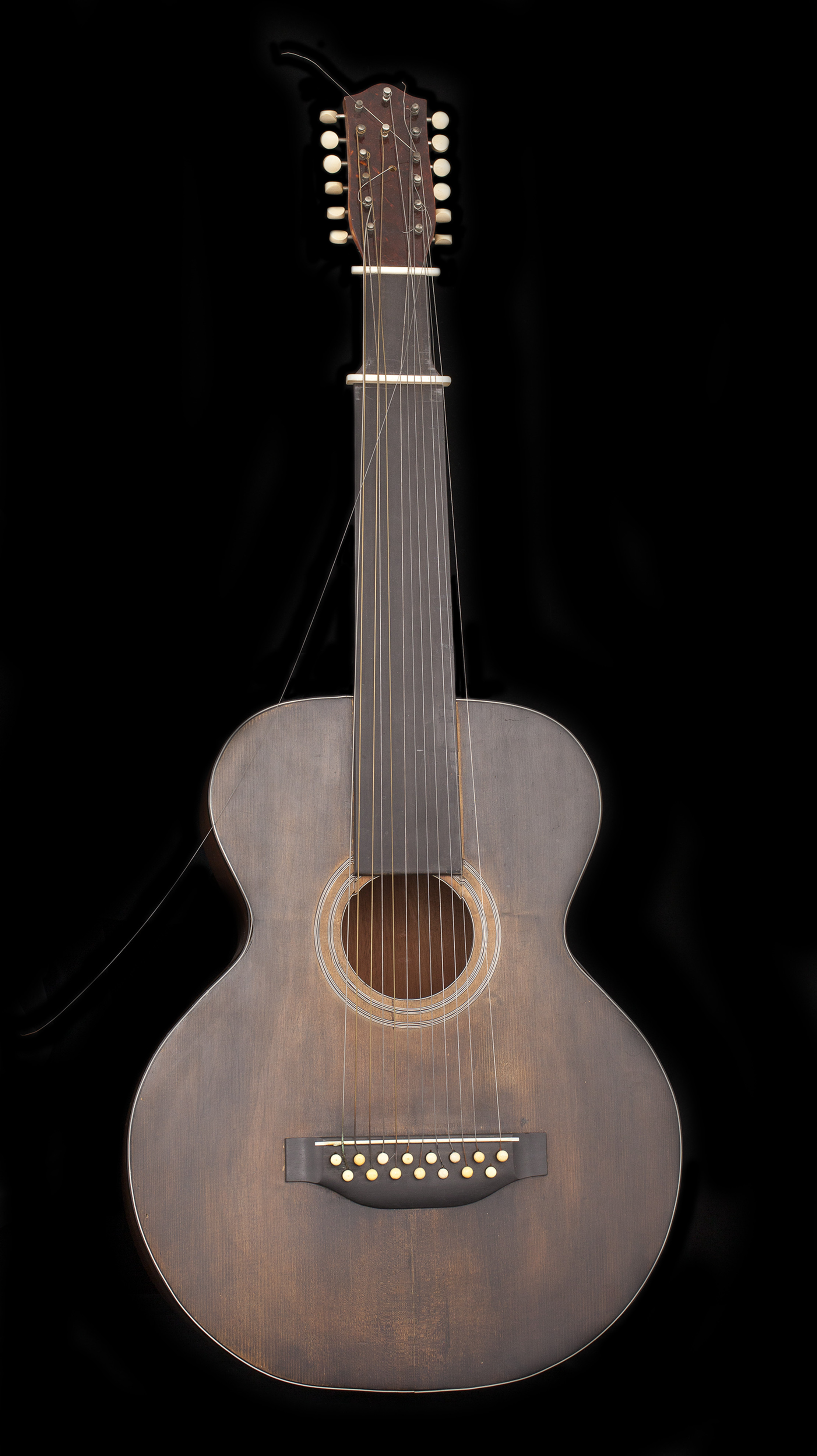 Oahu Jumbo 68B model acoustic guitar