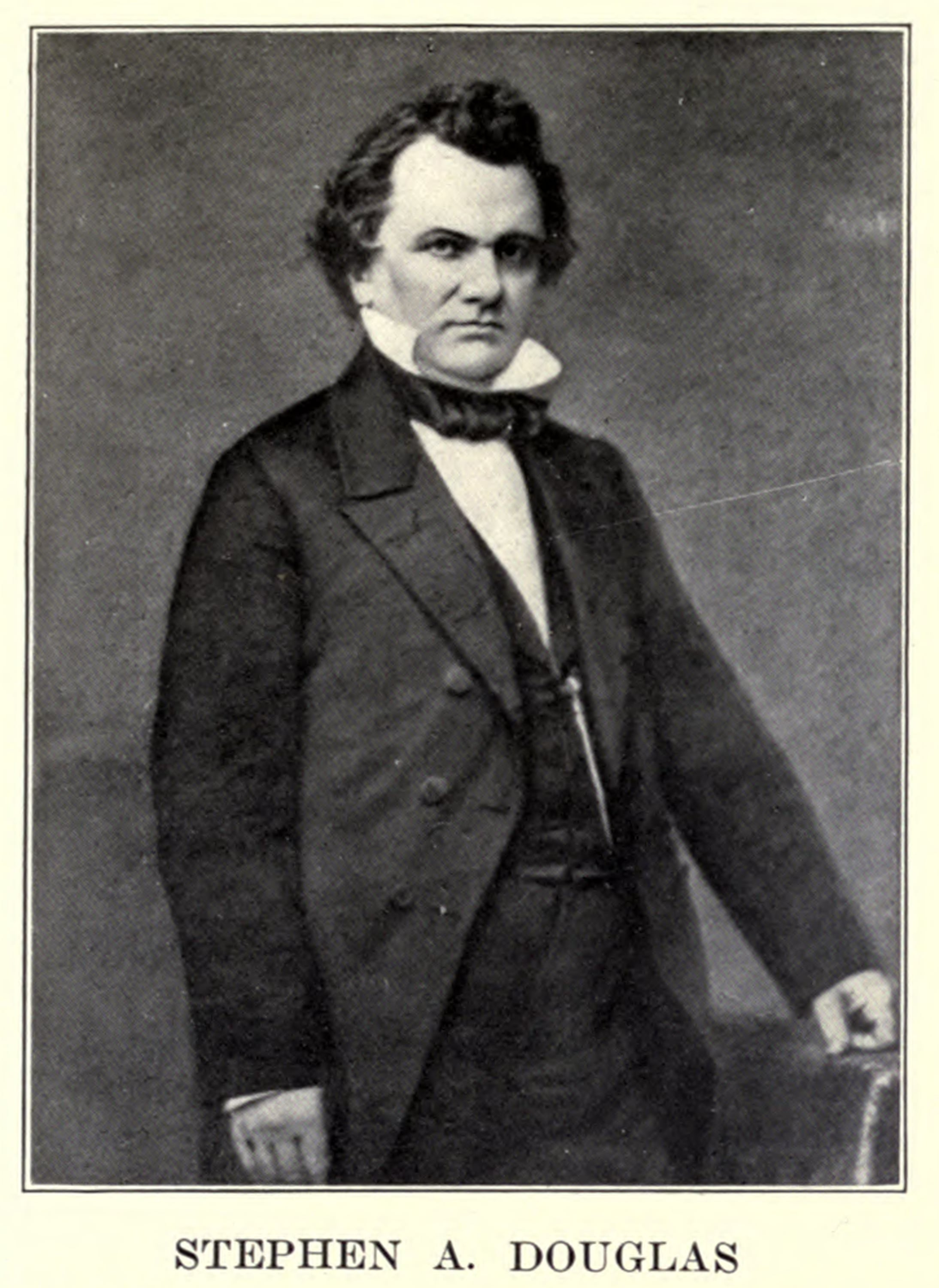 Portrait of Stephen Douglas